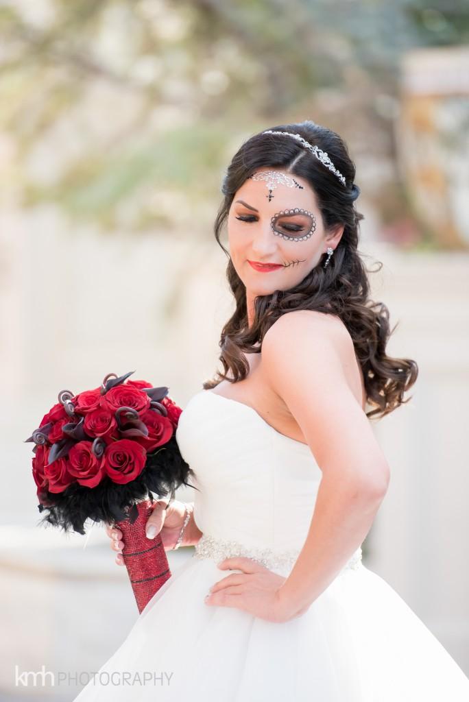 Dia De Los Muertos Wedding Las Vegas Wedding Design By Dzign