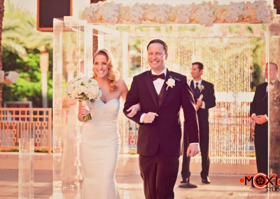 Kelly & Bret wedding planning las vega