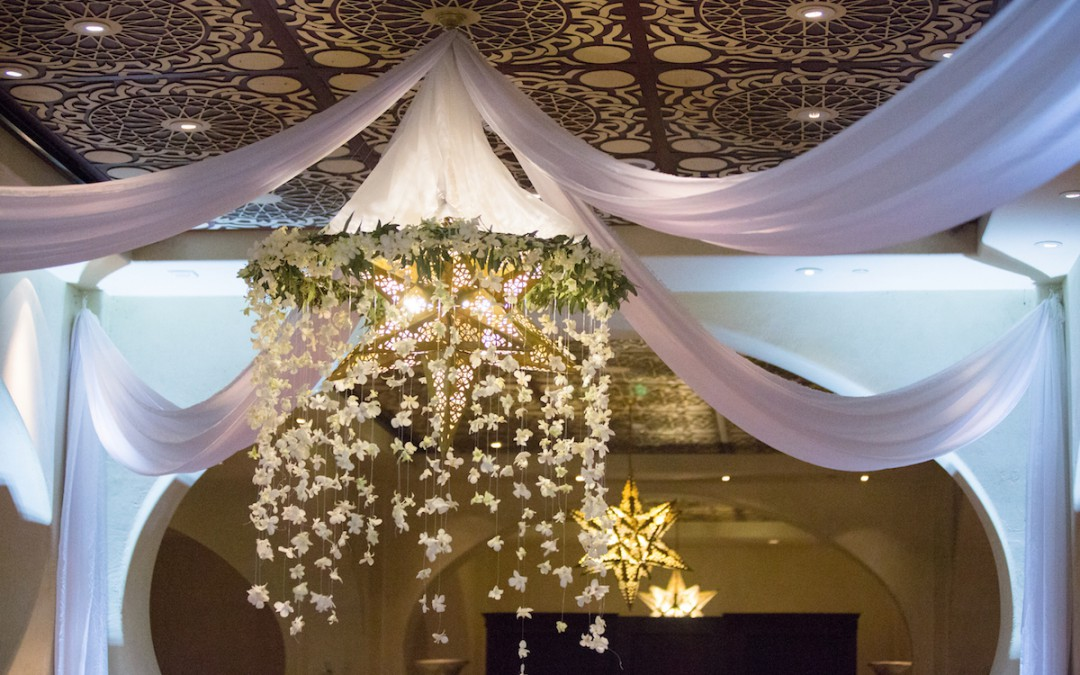 Romance and Sparkles at a Westin Las Vegas Wedding