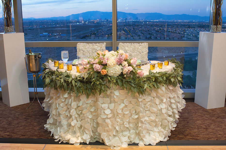 pastel wedding florals By Dzign Las Vegas 72