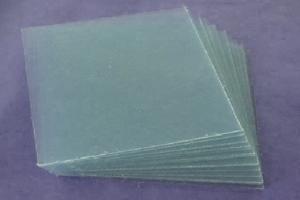 "24"" Plexiglass Table Top"