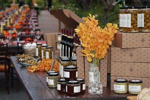 Rustic Vineyard Table Top