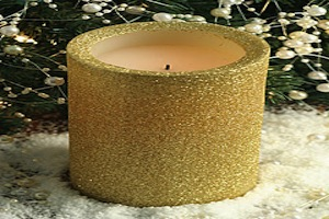 """CANDLE FLAMELESS 4"""""""