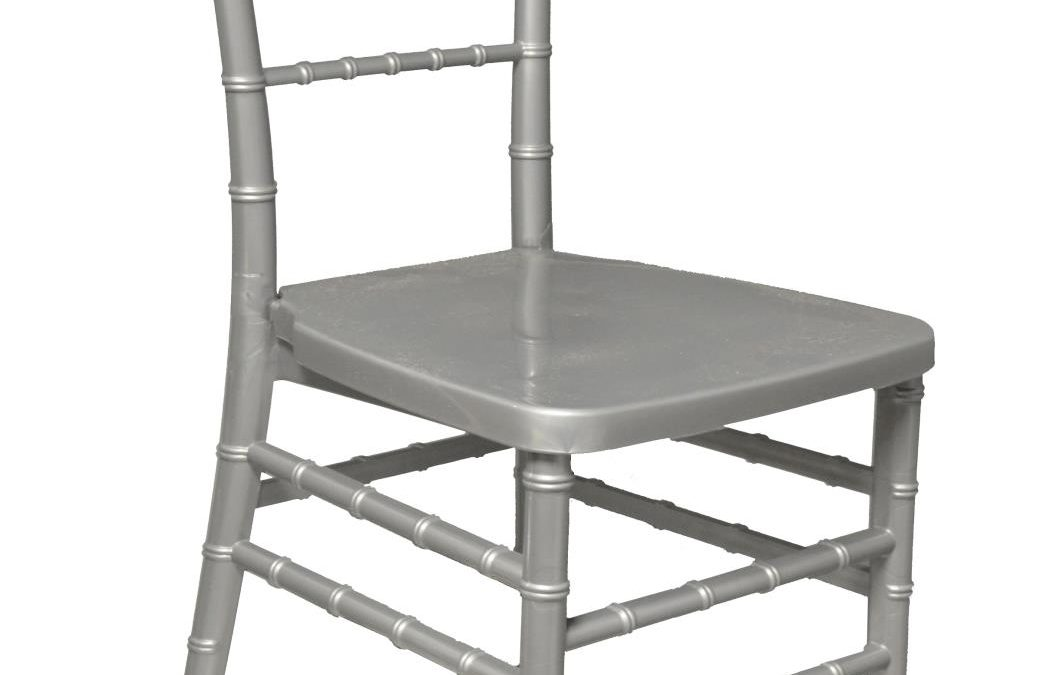 Silver Acrylic Chiavari Chair