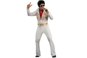 White Elvis Costume