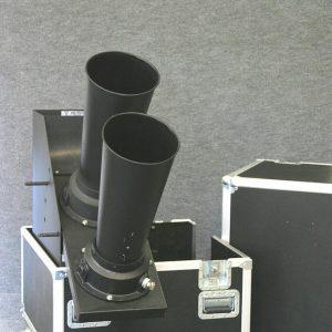 Confetti Cannon - Double Horn Blower - Medium