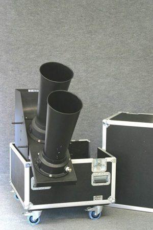 Confetti Cannon - Double Horn Blower - Small