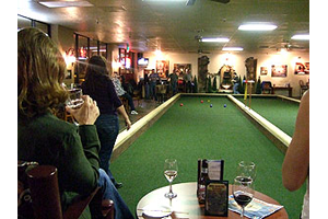 GAME BOCCE BALL COURT