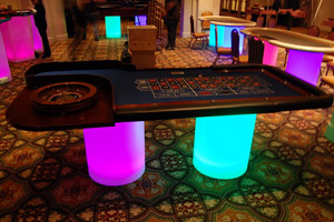 GAMING ROULETTE TABLE
