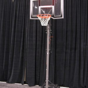 Basketball – Freestanding Basketball Hoop (No Electronic Scoring)