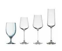 Elegant Crystal Red Wine Glass