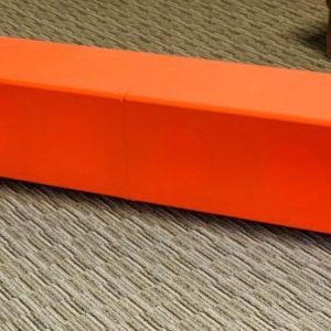 Orange Truss cover (velcro) 8'