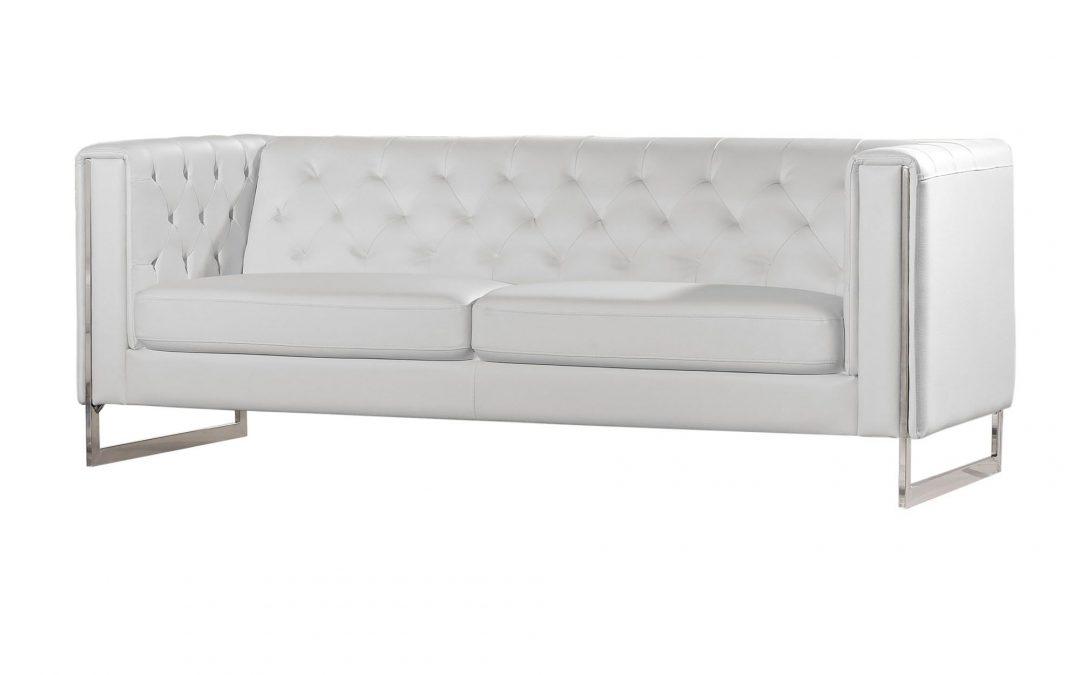 White Chelsea Sofa