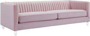 aviator blush sofa