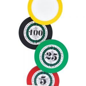 Casino Chip Tower Rental