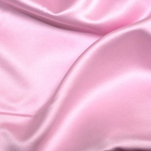 Powder Pink Luxe 8' Table Drape